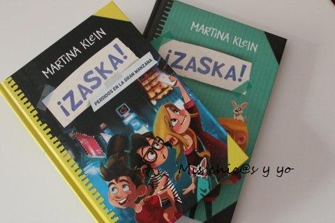 Libros infantiles Martina Klein