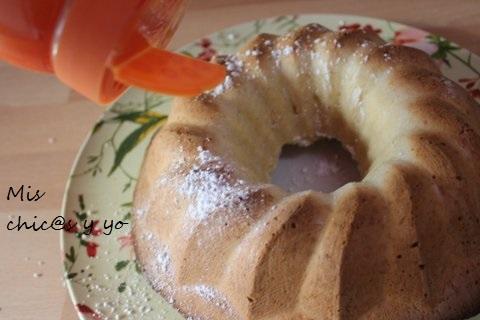 Bundt cake recetas convento