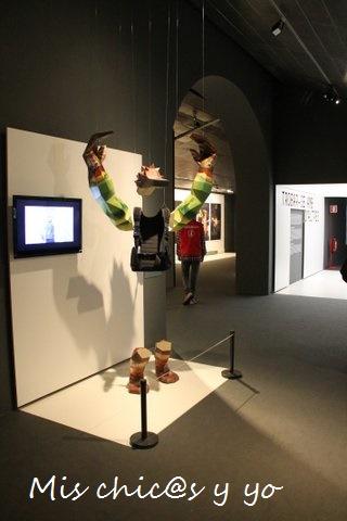 Avatar humano, inventos en Barcelona