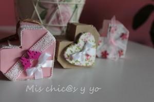 Cajas de estilo romántico