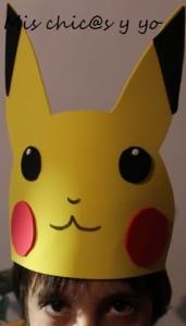 Disfraz de Pikachu