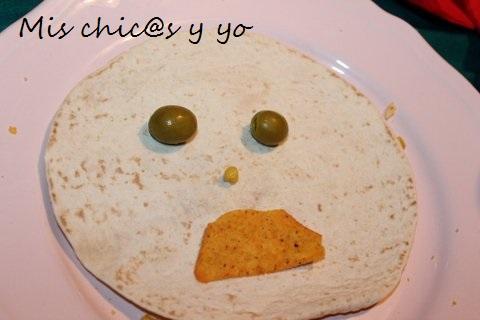 Tortitas mexicanas