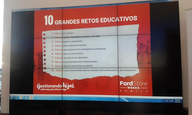 Retos educativos