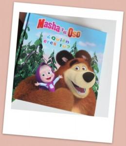 Colección Masha y el oso, me gusta leer