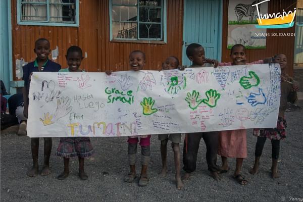Orfanato y escuela (Kenia) Viajes Tumaini