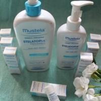 Probamos Stelatopia de Mustela para pieles atópicas