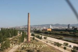 Parc fluvial del río Llobregat