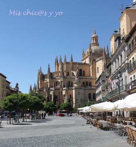 Catedral de Segovia Qué ver en Segovia