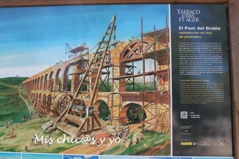 Acueducto en Tarragona
