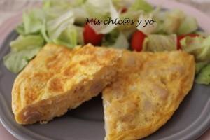 Tortilla a la catalana
