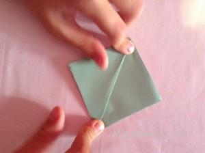 Origami, barco para niños