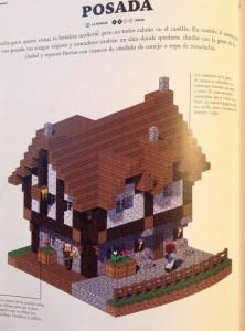 Construir aldeas Monecraft
