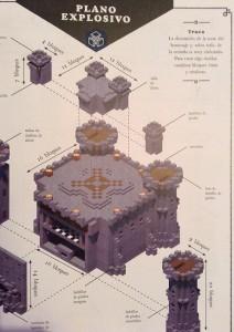 Crear castillos minecraft
