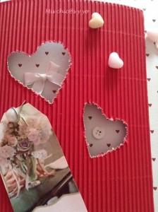 Tarjeta para San Valentín paso a paso