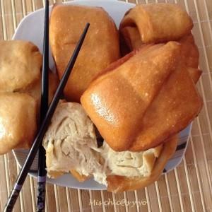 Pan chino casero