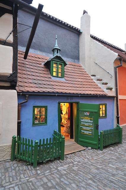 Callejon dorado, Praga