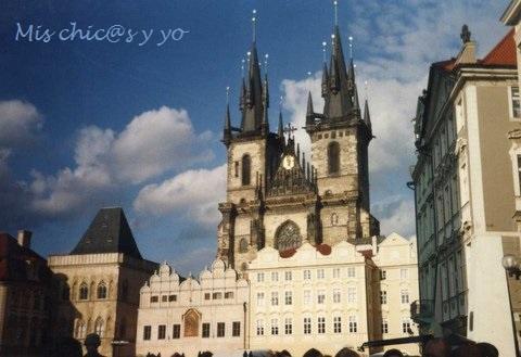 Iglesia Týn Praga