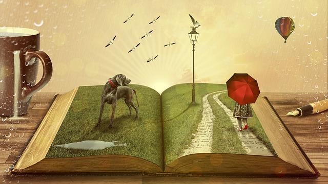 Fomento de la lectura en niños