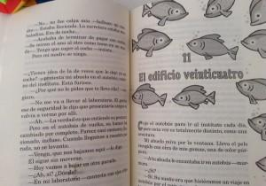 Reseña de El pez número catorce