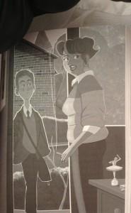 Billy Elliot, Ilustraciones