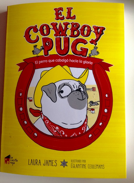 El cowoy Pug.
