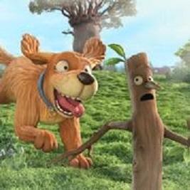 El senyor Branquilló i anem a caçar un ós
