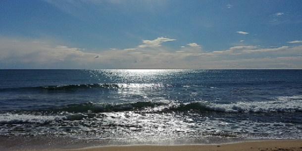 Playa. horizonte