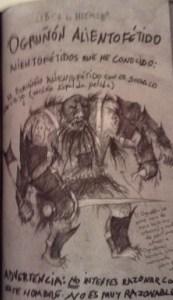 ilustraciones el tiempo de los magos