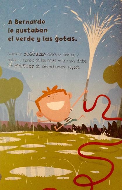 Ilustraciones, El asombroso mundo de Bernardo