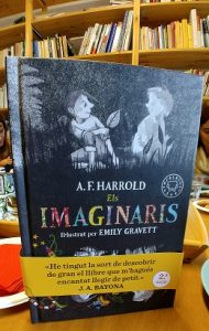 Los imaginarios, portada