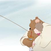 Ernest & Celestine, contes d'hivern escena abrazo