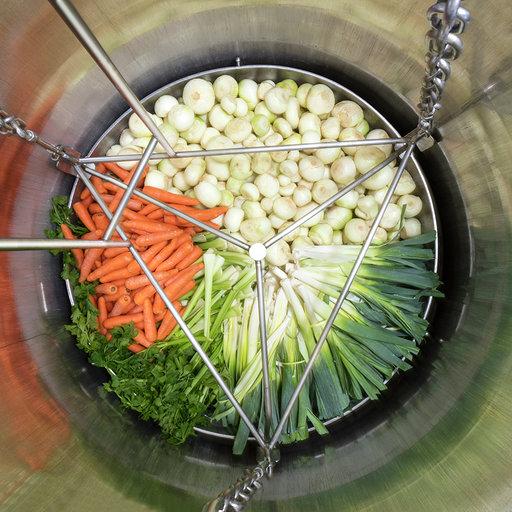 Caldo Aneto Natural verduras