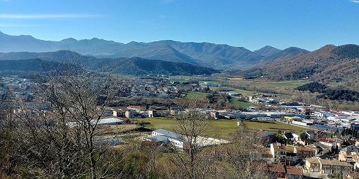 Vistas desde el Montsacopa