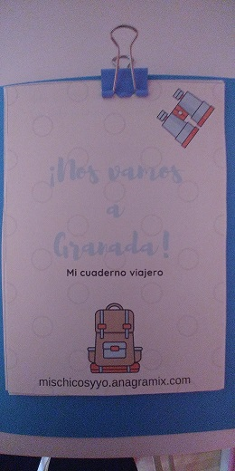 Cuaderno de viaje a Granada