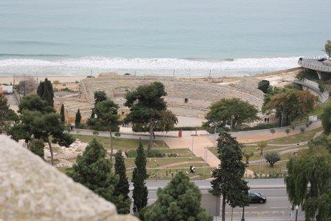 Tarragona romana anfiteatro