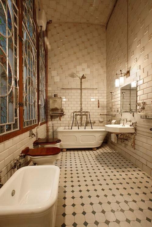 Casa navàs, baño