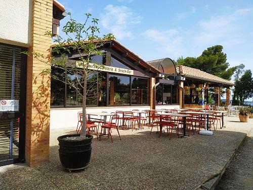 Restaurante cafetería, Sigean