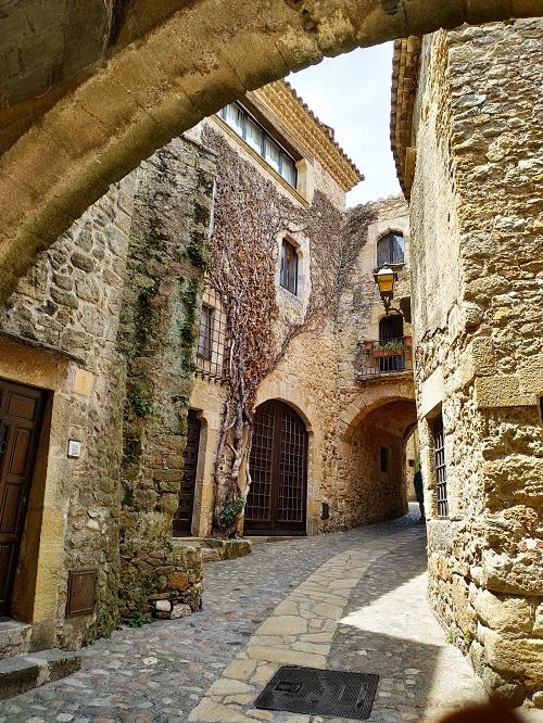 Barrio gótico de Pals, Girona