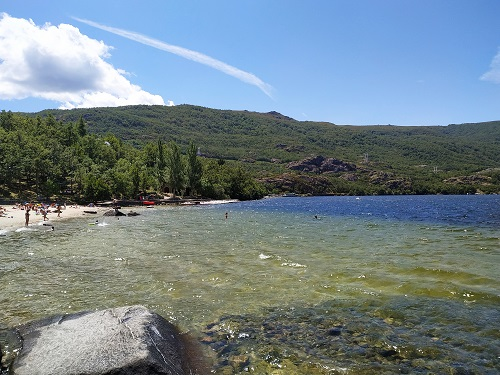 Vistas del Lago de Sanabria