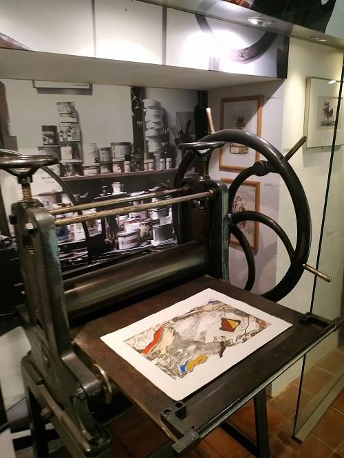 Exposición permanente Mueu Molí Paperer de Capellades