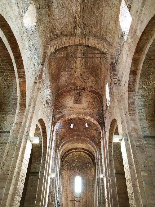 Iglesia de sant vicenç Cardona