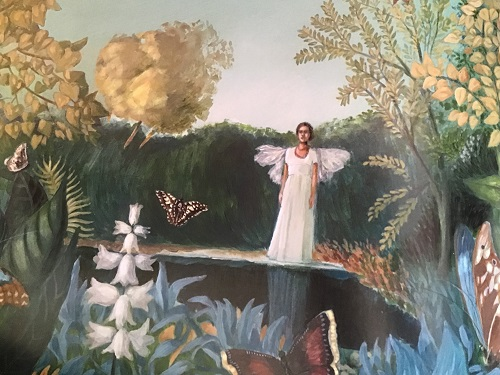 Ilustraciones de Bestiario de Frida