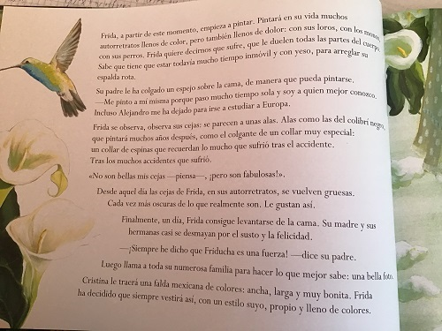 Textos de Bestiario Frida