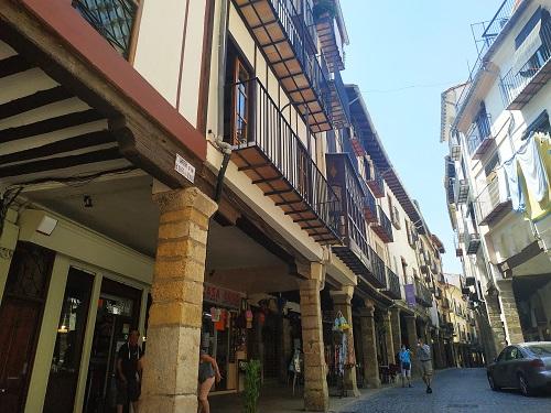 Calle Blasco Alagón
