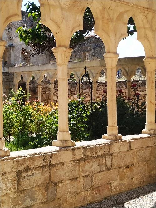 Claustro del Convent de Sant Francesc