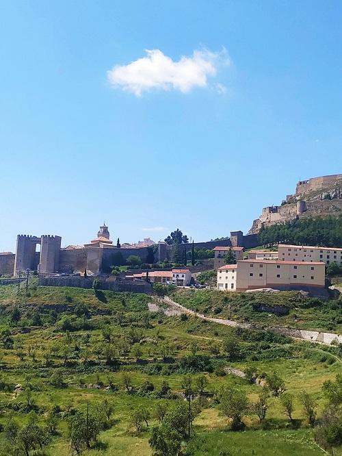 Vista general de Morella