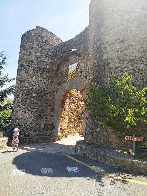 Puerta Norte, Castellnou