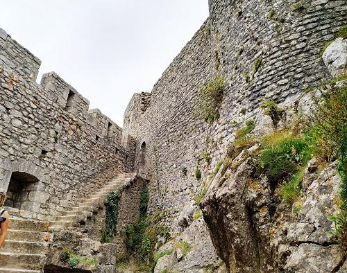 Castillo viejo, Aude