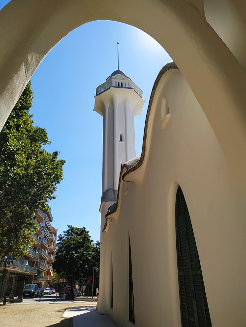 Minarete, Masia Freixa