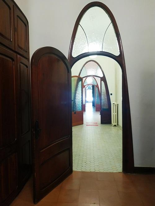 Arcos paraboloides
